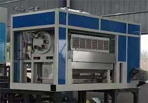 6000-7000pcs egg tray machine