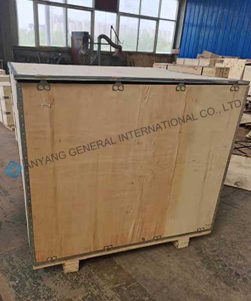 Zambian customer ordered power transformers
