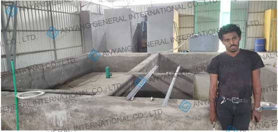 1000pcs/h egg tray production line